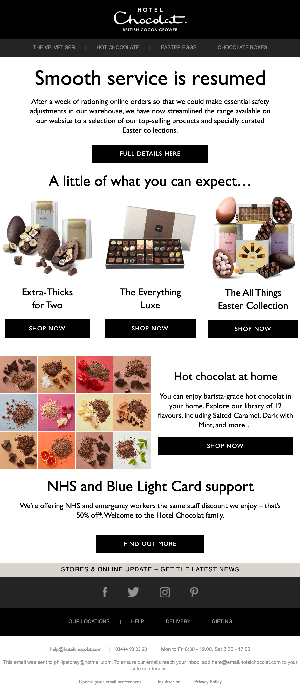 hotel-chocolate-email-marketing-easter